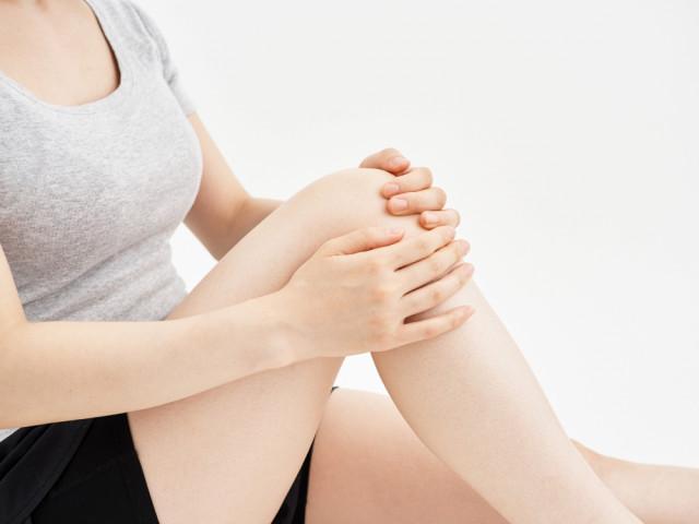 膝痛の写真